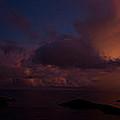 Charlotte Amalie Dusk Panorama by Jared Shomo