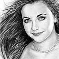 Charlotte Church by Andrew Read