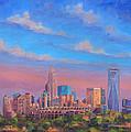Charlotte Skies by Jeff Pittman