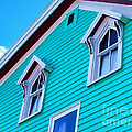 Charming Sleepy Seaside Home by Patricia L Davidson