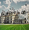 Chateau De Chenonceau by Diana Angstadt