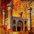 Chauburji Gate by Catf