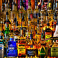 Cheers - Alcohol Galore by David Patterson