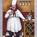 Chef 2 by John Zaccheo