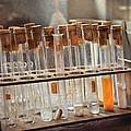 Chemist - Specimen by Mike Savad