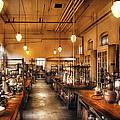 Chemist - The Chem Lab by Mike Savad