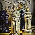 Chess - The Sacrifice by Paul Ward