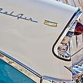 Chevrolet Bel-air Taillight by Jill Reger