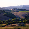 Chianti Hills In Tuscany by Mathew Lodge