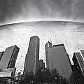 Chicago Black And White Photography by Dapixara Art