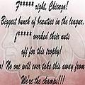 Chicago Blackhawks Crawford's Speech by Dan Sproul
