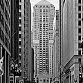 Chicago Board Of Trade by Christine Till