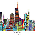 Chicago City  by Bri B