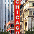 Chicago Theatre - A Classic Chicago Landmark by Christine Till