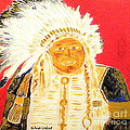 Chief Seattle 1 by Richard W Linford