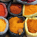 Chilli Powders 3 by James Brunker