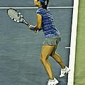 China Tennis Star Li Na by Rexford L Powell