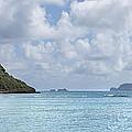 Chinamans Hat Panorama - Oahu Hawaii by Brian Harig