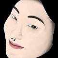 Chinese Girl by Sara Ponte