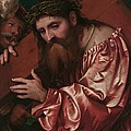 Christ Carrying The Cross by Girolamo Romanino