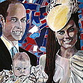 Christened Prince George by Mickton Wellbee