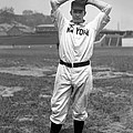 Christy Mathewson Wind Up by Retro Images Archive