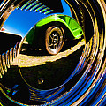 Chrome Hubcap by Phil 'motography' Clark