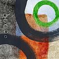 Circles 2 by Linda Woods