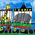 Circus Train by Max Kaderabek Age Eight