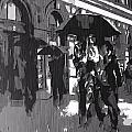 City Rain by Dan Sproul
