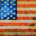 Civil War Flag by Dan Sproul