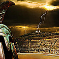 Clash Of The Titans by Meirion Matthias