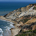 Cliffs of Gay Head at Aquinnah