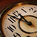 Clock Face by Johan Swanepoel