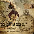 Clockworks by Fran Riley