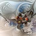 Cloud Cuckoo Land-fractal Art by Karin Kuhlmann