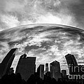 Cloud Gate Chicago Bean by Paul Velgos