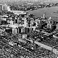Cnac Douglas Over Shanghai In 1937 by Retro Images Archive