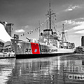 Coastguard Cutter by Scott Hansen