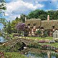 Cobble Walk Cottage by Dominic Davison