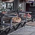 Coffe Shop Cafe by Heather Applegate
