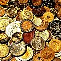 Coinage by Benjamin Yeager