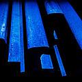 Cold Blue Steel by Steven Milner