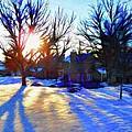 Cold Morning Sun by Jeff Kolker