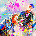 Coldplay by Rosalina Atanasova