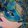 Colombina's Sight by Dorina  Costras