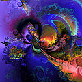 Color Gone Amok by Claude McCoy