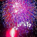 Colorado Fireworks  by Trisha Buchanan