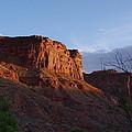 Colorado River Sunrise by Michael J Bauer