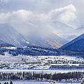 Colorado Rocky Mountain Autumn Storm by James BO  Insogna